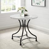 """""""Madeleine 32"""""""" Round Dining Table - Crosley CF2007-MB"""""""