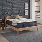 """Stearns & Foster Estate 15"""" Plush Pillow Top Mattress, Size 15.0 H x 54.0 W x 75.0 D in   Wayfair 52491840"""