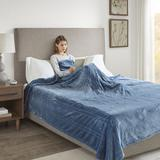 Beautyrest Heated Plush King Heated Plush Blanket - Olliix BR54-0906