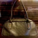 Gucci Bags | Authentic Gucci Leather Bag | Color: Black/Brown | Size: Os