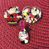 Disney Other   Disney Queen Of Hearts Pins   Color: Pink/Purple   Size: Os
