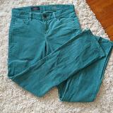 J. Crew Pants & Jumpsuits   J.Crew Bootcut Corduroys - Like New!   Color: Blue/Green   Size: 28