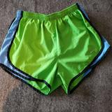 Nike Shorts | Nike Dry Fit Shorts Green - Women'S Small | Color: Blue/Green | Size: S