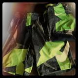 Nike Matching Sets   Nike Boys Dri Fit Shorts And Shirt   Color: Black/Gray   Size: Small Shorts And Med Top