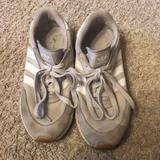 Adidas Shoes | Adidas Iniki Tennis Shoes | Color: Cream/Tan | Size: 7