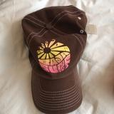 American Eagle Outfitters Accessories | American Eagle Hat | Color: Brown/Pink | Size: Os