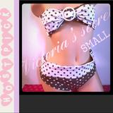 Victoria's Secret Swim   Free W $25 Order Hostpick Victorias Secret   Color: Brown/Cream   Size: S
