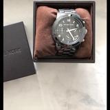 Michael Kors Jewelry   Mk5161 Womens Black Ceramic Sm Round Watch   Color: Black   Size: 38mm