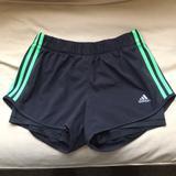 Adidas Shorts | Euc Adidas Womens Athletic Shorts Size Small | Color: Black | Size: S