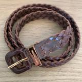 Michael Kors Accessories | Michael Kors Brown Leather Belt | Color: Brown | Size: Os