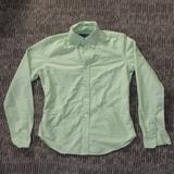 Ralph Lauren Shirts & Tops | 3 For $15 Green Ralph Lauren Button Down | Color: Green | Size: 6b