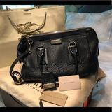 Burberry Bags | Authentic Burberry Prorsum Purse | Color: Black/Gold | Size: M