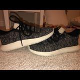 Adidas Shoes | Adidas Tennis Shoes | Color: Black/White | Size: 8