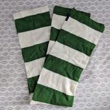 American Eagle Outfitters Accessories | Ae Scarf | Color: Cream/Green | Size: Os