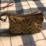 Coach Accessories | Coach Bag | Color: Brown/Tan | Size: Os