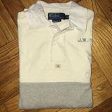 Polo By Ralph Lauren Shirts | *Nwot* Mens Polo By Ralph Lauren Polo Shirt | Color: Cream/Gray | Size: S