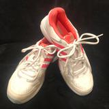 Adidas Shoes | Adidas Size 7 Nwot Adiwear 6 Court Shoes. | Color: Pink/White | Size: 7