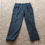 Polo By Ralph Lauren Pants | 350 Polo Ralph Lauren Dress Pants | Color: Blue/Gray | Size: 34