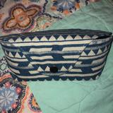 American Eagle Outfitters Accessories | American Eagle Sunglass Case | Color: Blue/Cream | Size: Os
