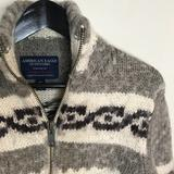 American Eagle Outfitters Sweaters   Ae Sz S Wool Alpaca Blend Sweater Cardigan   Color: Red   Size: S