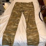 Levi's Pants   Levi Camouflage Pants   Color: Brown/Green   Size: 30