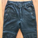 Ralph Lauren Pants | Hostpick Ralph Lauren Pants Biker Style | Color: Black | Size: M