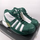 Adidas Shoes | 2002 Adidas Womens Green Basketball Shoes | Color: Green/White | Size: 6.5