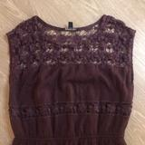 American Eagle Outfitters Dresses | American Eagle Dress Plum Colored | Color: Purple | Size: S