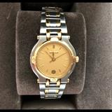 Gucci Accessories   Authentic Gucci Watch   Color: Gold/Silver/Tan   Size: Os