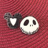 Disney Other   Disney Jack Skellington Pins   Color: Silver   Size: 2 Pins