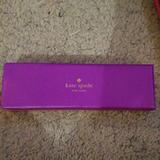 Kate Spade Accessories | Kate Spade Pen. | Color: Purple/Red | Size: Os