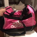 Adidas Bags   Adidas Duffle Bag   Color: Black/Pink   Size: Os