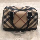 Burberry Bags | Burberry Nova Check Doctor Bag | Color: Black/Cream | Size: Os