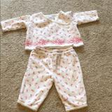 Ralph Lauren Matching Sets | Gently Used Ralph Lauren Month Outfit | Color: Red/White | Size: 3mb