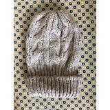 American Eagle Outfitters Accessories | American Eagle Beanie | Color: Cream | Size: Os
