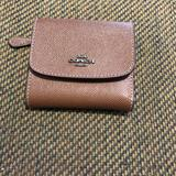 Coach Accessories   Coach Brown Leather Wallet   Color: Brown   Size: Os