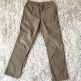 Polo By Ralph Lauren Bottoms | Boys Polo Khaki Pants Size S (8) | Color: Tan | Size: 8b