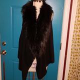 Michael Kors Sweaters | Michael Kors For Trim Sweater Vest-Nwt | Color: Black | Size: S