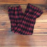 American Eagle Outfitters Accessories | Ae Scarf | Color: Black/Red | Size: Os