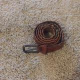 American Eagle Outfitters Accessories | American Eagle Braided Belt | Color: Brown | Size: M