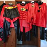 Disney Other   Incredibles 2 Halloween Costumes   Color: Black/Red   Size: Os