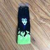 Disney Other   Disney Maleficent Long Socks   Color: Black   Size: Os