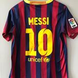 Nike Shirts & Tops   Nike Fcb Barcelona Jersey Boys L (1213)   Color: Blue/Red   Size: 12b