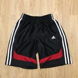 Adidas Bottoms   Adidas Boys Shorts Sz M   Color: Black/Red   Size: Mg