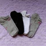 Nike Other   4 Pairs Nike Girls Dri-Fit Socks.Size Md.   Color: Black/White   Size: Md