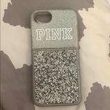 Pink Victoria's Secret Other | Iphone 6 Case | Color: Silver | Size: Iphone 6