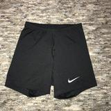 Nike Shorts | Nike Dri-Fit Spandex | Color: Black/White | Size: S