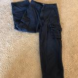 Polo By Ralph Lauren Bottoms | Boys Polo By Ralph Lauren Navy Cargo Chinos | Color: Blue | Size: 6b