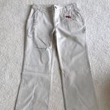 Polo By Ralph Lauren Bottoms | Girls Sz 14 Brand New Rl Slacks!! Host Pick | Color: Cream | Size: 14g