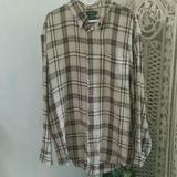 J. Crew Shirts | J. Crew Linen Shirt | Color: Brown | Size: Xl